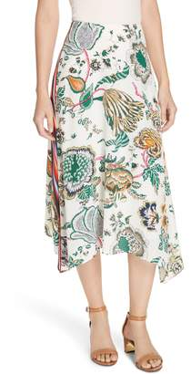 Tory Burch Marie Midi Skirt