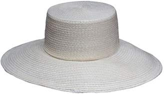 Givenchy Vintage White Wicker Hats