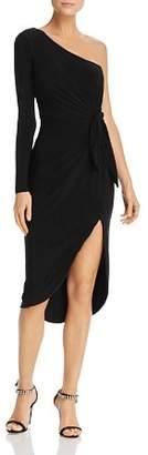 Nookie Aphrodite One-Shoulder Midi Dress