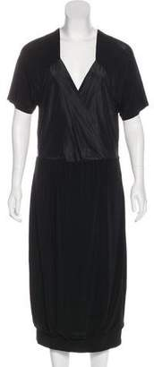 Max Mara Long Sleeve Midi Dress w/ Tags