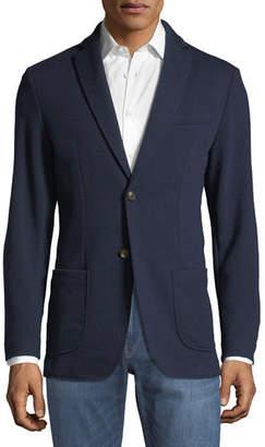 Peter Millar Crown Comfort Two-Button Blazer