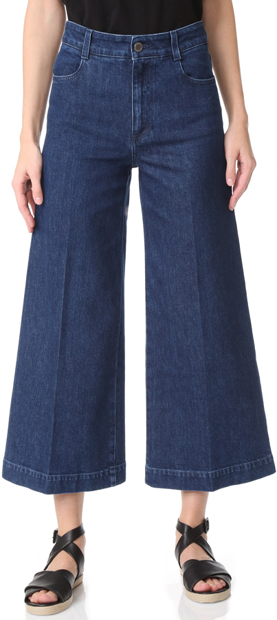 Stella McCartney Stella McCartney Denim Trousers