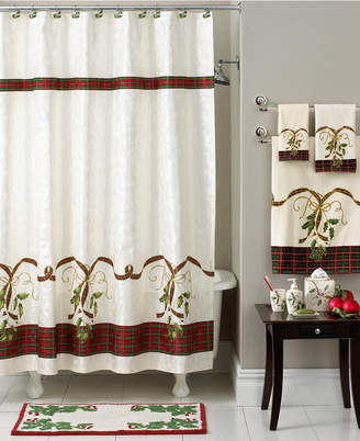 "Lenox Closeout! Holiday Nouveau"" Tissue Holder Bedding"