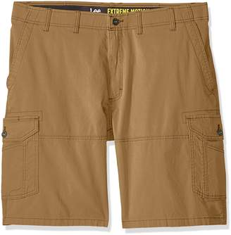 Lee Men's Big and Tall Extreme Motion Swope Cargo Short