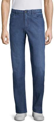 Brioni Essential Boot Cut Fit Jeans
