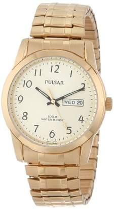 Pulsar Men's PJ6054 Expansion Watch