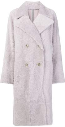 Yves Salomon Lacon coat