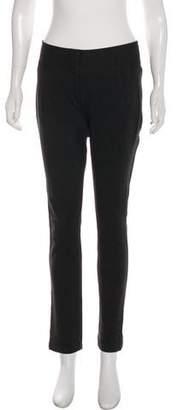 Diane von Furstenberg Mid-Rise Skinny Pants