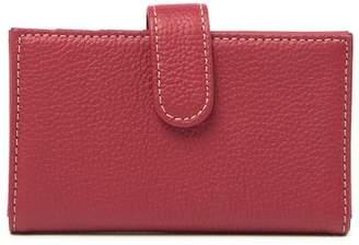 Mundi Leather Card Case