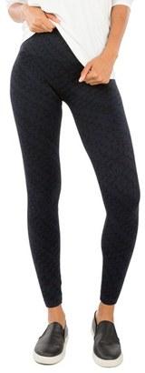 SPANX ® Seamless Print Leggings $68 thestylecure.com