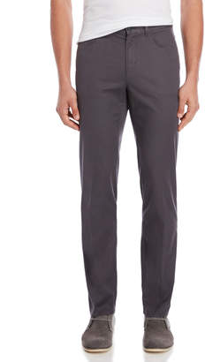 Calvin Klein Slim Fit Coupe Cintree Twill Pants