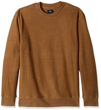 Obey Men's Prospect Crew Neck Fleece Ii Sweatshirt