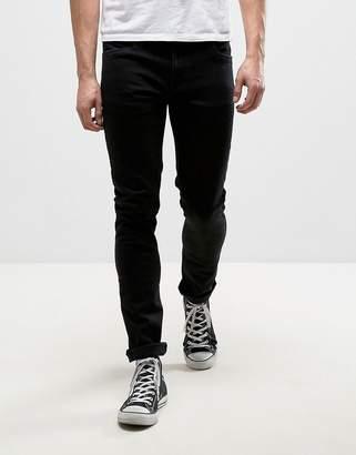 Farah Drake Slim Fit Jeans in Black