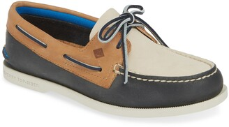 Sperry Plush Colorblock Loafer