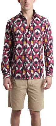 Warehouse Hentsch Man Friday Casual Shirt