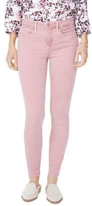 NYDJ Ami Skinny Jeans in Wood Rose