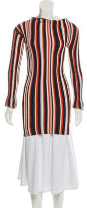 Jacquemus Striped Wool Sweater