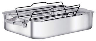 Zwilling J.A. Henckels Zwilling Truclad 41cm 16 Inch Roaster with Rack