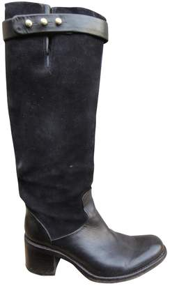 Free Lance Leather riding boots