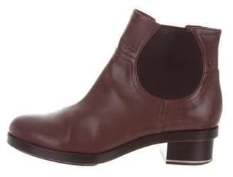 Nicholas Kirkwood Leather Ankle Boots