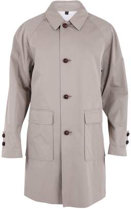 Burberry Beige Padded Trench