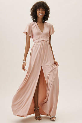 Anthropologie Mendoza Wedding Guest Dress