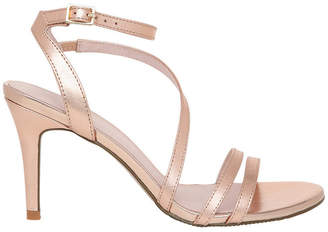 Basque Filly Rose Gold Sandal