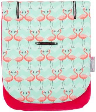Cuddleco CuddleCo Comfi-Cush Memory Foam Stroller Liner Flamingo