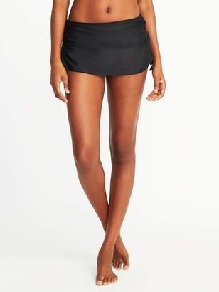 Old Navy Side-Tie Swim Skirt for Women