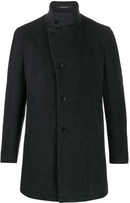 Abric single breasted coat