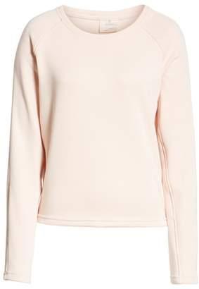 Maaji Cinch Blush Sweatshirt