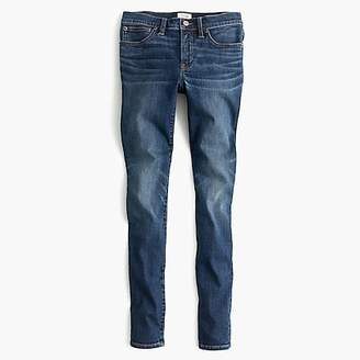 "J.Crew Petite 8"" toothpick jean in Vista wash"