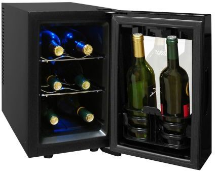 Vinotemp 8-Bottle Thermoelectric Wine Cooler