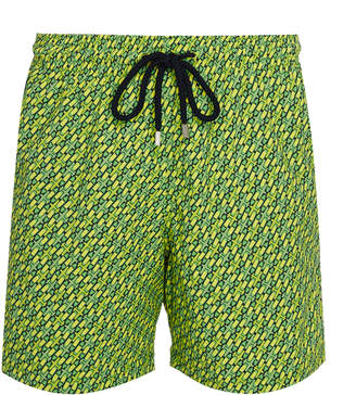 Vilebrequin St. Barth Printed Swim Shorts