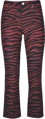 Etoile Isabel Marant Zebra Trousers