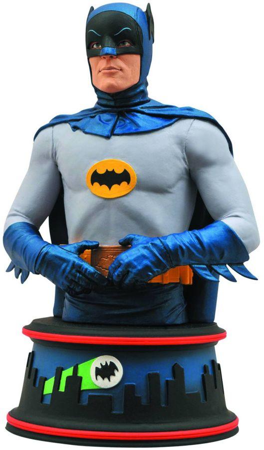 DC ComicsTM Batman 1966 TV Series 6-Inch Batman Bust