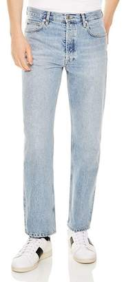 Sandro Slim Fit Jeans in Light Blue