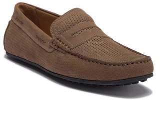 WALLIN & BROS Mr Daytona Leather Loafer