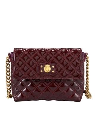 Marc Jacobs Single Patent Flap Bag