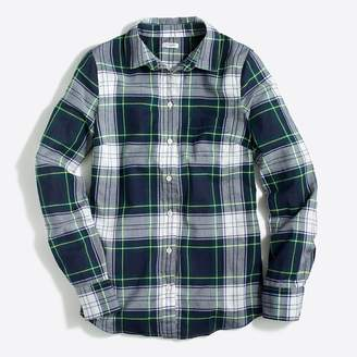 82f040c6c3ee Plaid Shirt J.crew Women - ShopStyle