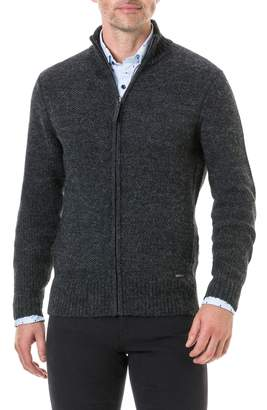 Rodd & Gunn Bendrose Wool Blend Zip Cardigan