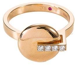 Roberto Coin 'Colored Treasure' diamond 18k gold ring
