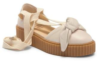 c9587e80d7e9 ... Puma FENTY by Rihanna Bow Creeper Sandal (Women)