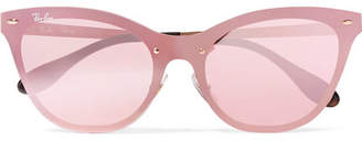 Ray-Ban Cat-eye Acetate Sunglasses - Pink