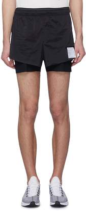 Satisfy 'Long Distance 3' running shorts