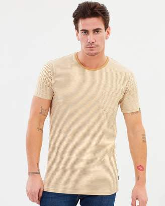 Silent Theory Stripe Pocket Tee