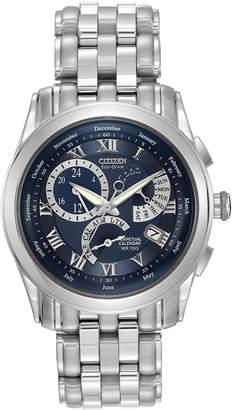 Citizen Limited Edition. Men's Eco-Drive Stainless Steel Bracelet Watch 39mm BL8000-54L