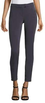 Peserico Tight-Fit Ankle Pants