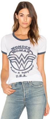 Junk Food Wonder Woman Tee $45 thestylecure.com