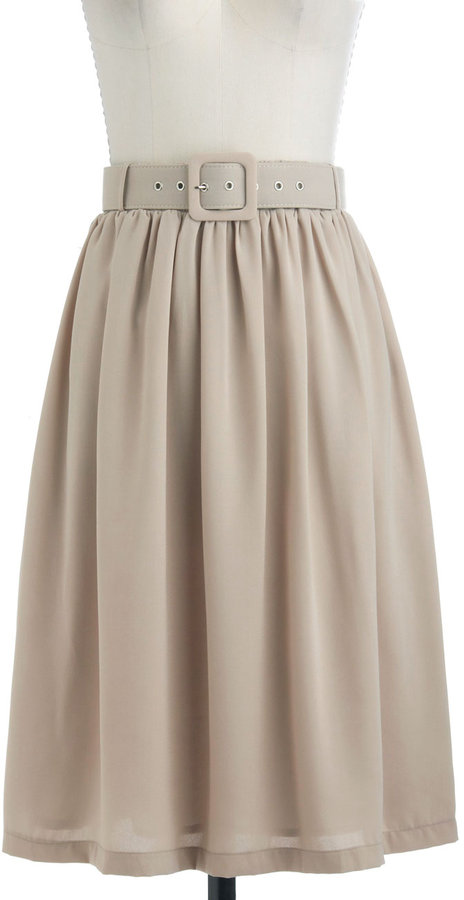Every Day's an Expedition Skirt
